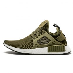 NMD XR1 PK — Olive / Black White Adidas