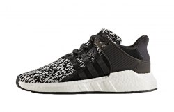 EQT Support 93/17 Black Glitch Adidas