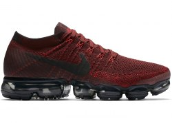 Air Vapormax Dark/Team Red Nike