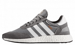 Iniki Runner Boost Grey Adidas