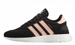 Iniki Runner Black Haze Adidas