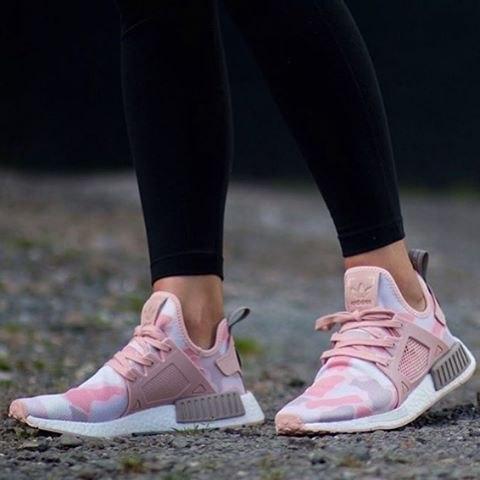 26a10323d ᐉ Купить кроссовки NMD XR1 Duck Camo Pink Adidas – с доставкой в ...