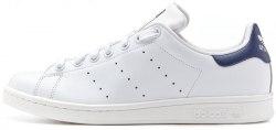 Stan Smith White Blue Adidas