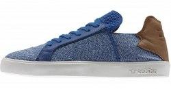 Pharrell Williams x Adidas Elastic Lace Blue/Cream Adidas