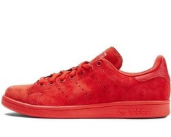 Stan Smith Full Red Adidas