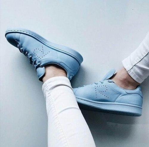 Adidas x Raf Simons Stan Smith Blue Adidas