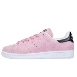 Stan Smith Femme Blanc Rose Adidas