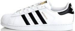 Superstar ll White/Black/Gold Adidas
