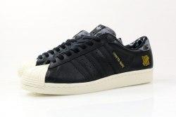 SS80V Superstar UNDFTD X Bape Black Adidas
