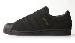Superstar 80s city pack black new york Adidas
