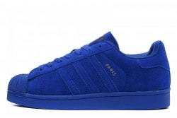 Superstar 80s City Paris Blue Adidas