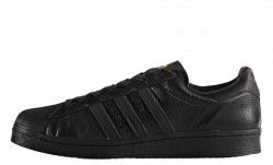 Superstar Black Adidas