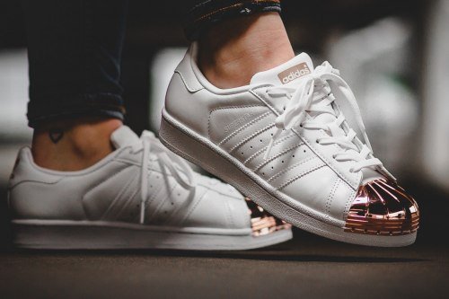 Superstar Metal/Toe White Adidas