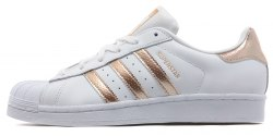 Superstar Rose/Gold Adidas