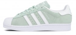 "Superstar W ""Ice / Mint"" Adidas"