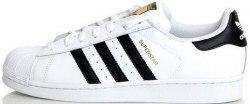 Superstar ll White/Black/Gold Women Adidas