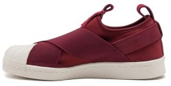 Superstar Slip-on Bordo Adidas