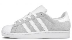 Superstar Silver/White Adidas