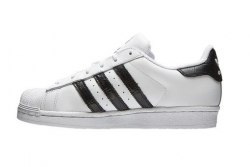 Superstar White-Black Women Adidas