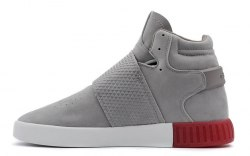 Tubular Invader Strap Grey Adidas