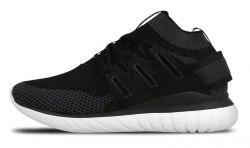 "Tubular Nova Primeknit ""Core Black"" Adidas"