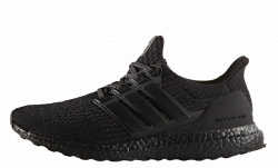 Ultra Boost 3.0 Triple Black Adidas