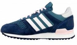 "ZX 700 W ""Blue White Pink"" Adidas"