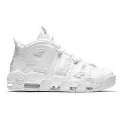 AIR MORE UPTEMPO '96 (WHITE / WHITE — WHITE) Women Nike