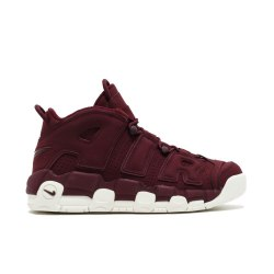 AIR MORE UPTEMPO '96 QS 'MAROON' Women Nike