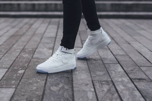 Air Force 1 Ultra Flyknit white Nike