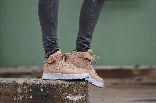 Air Force 1 Mid Vachetta Tan/White Nike