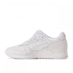Gel Lyte III Leather All White Asics
