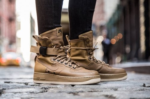 Special Field Air Force 1 Brown Nike