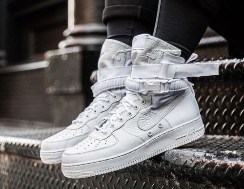 Special Field Air Force 1 White Nike