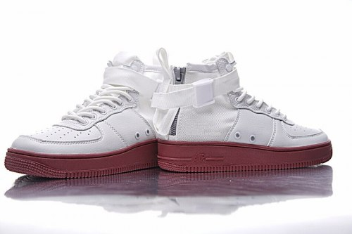 SF Air Force 1 Utility Mid White/Gum Nike