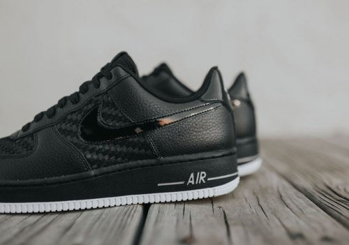 Air Force 1 Low Black-Summit White Nike
