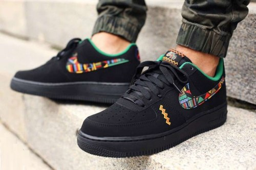 Air Force 1 Low Jungle Gym Nike