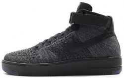 Air Force 1 Ultra Flyknit Black Nike