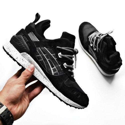 Gel Lyte MT Boot Black/White Asics