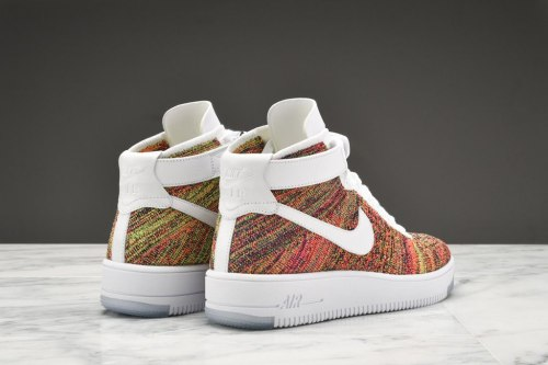 Air Force 1 Ultra Flyknit Mid Multicolor Nike