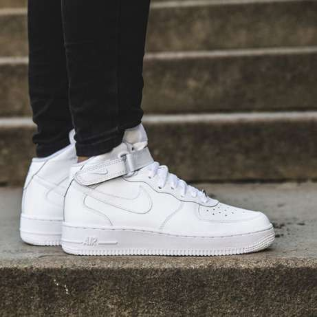 Air Force High White Nike