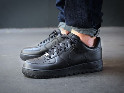 Air Force Low 1 Black Nike