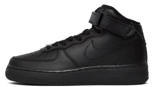 Air Force High Black Nike