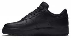 Air Force Low 1 Black Women Nike