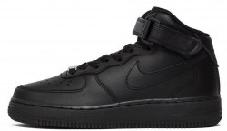 Air Force High Black Women Nike