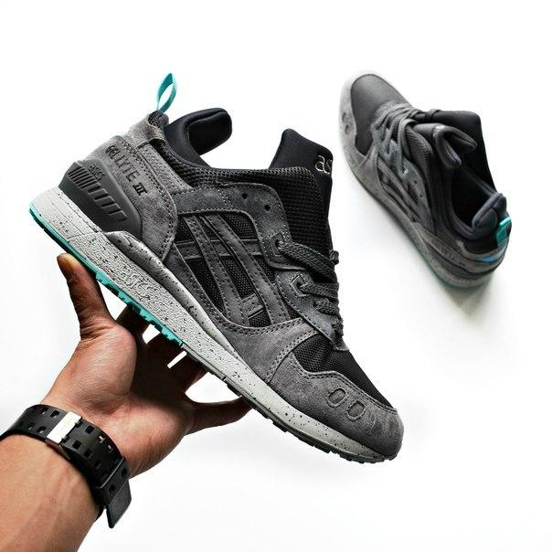 7236fb3da062dc ᐉ Купить кроссовки Gel Lyte III MT SneakerBoot Grey/Grey Asics – с ...