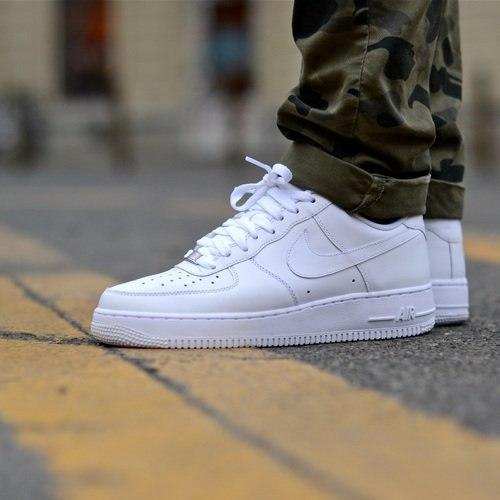 1afb1ced ᐉ Купить кроссовки Air Force 1 Low White Women Nike – с доставкой в ...