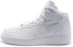 Air Force High White Women Nike
