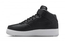 Air Force 1 Mid CMFT Black Nike