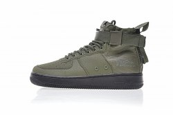 SF Air Force 1 Utility Mid Haki/Black Women Nike